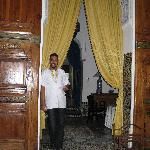 Jean-Claude has a wonderful and friendly Riad...