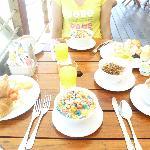 desayuno!!!!