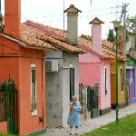 you must take a trip to Burano.  Well worth the visit to this lovely island with brightly painte