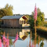 Ein Wasserhaus zum Verlieben