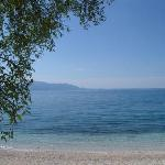 nice, clean sea