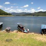 The Mae Ngat Dam & Reservoir
