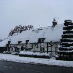 The Crown in winter