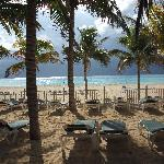 La plage du beach club
