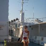 Heading to Gozo island