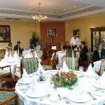 Hotel AS Zagreb : Restaurant