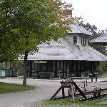 Shelburne Train Station