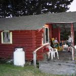 Cabin Outside