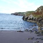 The Cahersiveen area boasts many beaches and coastline