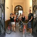 Group Activity - City bike tour