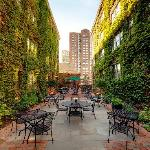 Plaza Courtyard