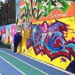 Graffiti Hall of Fame - Awesome