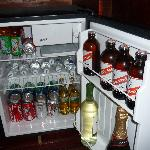 our wet bar