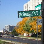 McDonald's Headquarters near Oakbrook Inn