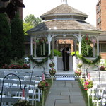 Our beautiful Gazebo