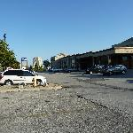 Parkplatz am Park Inn