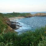 Punta Cometa (10 min walk)