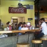 Cafe on Park, Hillcrest, entrance