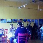 Cafe on Park, Dining Room