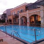 entranceway pool