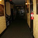 Hallway Hotel Wayne