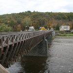 Lackawaxen Aqueduct Bridge