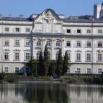 The location used for the Von Trapp house.