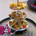 Morrocan inspired High Tea