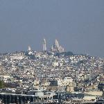 View of the Butte Montmartre