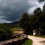Road to La Juanita