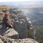 Summit Plateau of Devils Tower