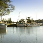 Evans Head boat harbour