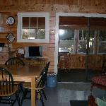 K2 kitchen and porch