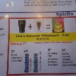 Guiness+Milkshake=Happiness!