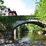 Puente de la casa