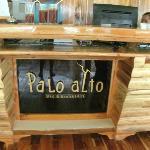 Palo Alto's reception area..