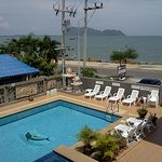 Sun Beach Guesthouse Foto