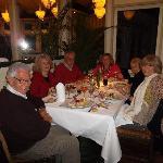 cena en la Rosa NAutica-Lima