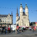 Halle Marktplatz