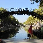 bridges over the canal