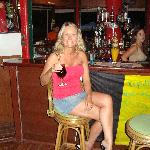 Me having a drink or two
