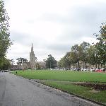 Quiet location in centre of Witney