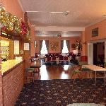 Bar/Dance Floor/Restaurant Area