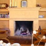 Desayunador - Biblioteca - Sala de estar