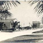 Bank Building Circa 1924