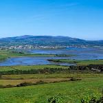 View of Dungarvan from the Sweep