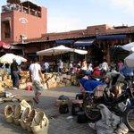 The Medina - Marrakech