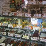candy counter