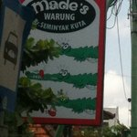 Photo de Made's Warung