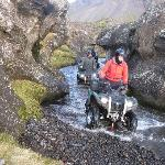 Quad biking (ATV) in Iceland